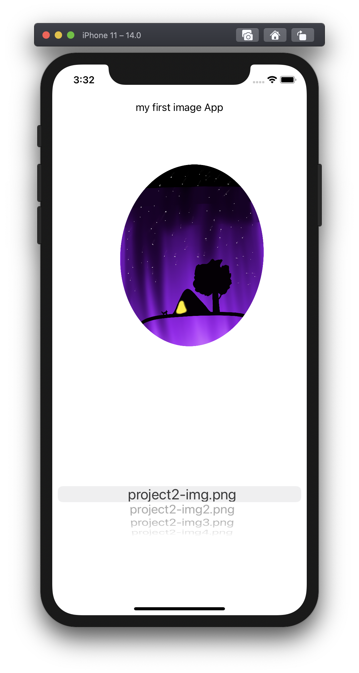project2-image View